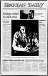 Spartan Daily, December 9, 1987