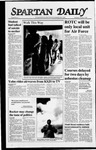 Spartan Daily, February 3, 1988 by San Jose State University, School of Journalism and Mass Communications