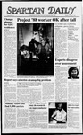 Spartan Daily, February 8, 1988 by San Jose State University, School of Journalism and Mass Communications
