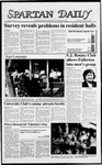 Spartan Daily, February 10, 1988 by San Jose State University, School of Journalism and Mass Communications