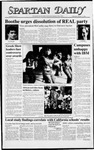 Spartan Daily, February 17, 1988 by San Jose State University, School of Journalism and Mass Communications