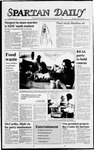 Spartan Daily, February 18, 1988 by San Jose State University, School of Journalism and Mass Communications