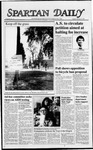 Spartan Daily, February 23, 1988 by San Jose State University, School of Journalism and Mass Communications