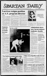 Spartan Daily, February 24, 1988 by San Jose State University, School of Journalism and Mass Communications