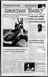 Spartan Daily, February 25, 1988 by San Jose State University, School of Journalism and Mass Communications