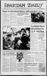 Spartan Daily, March 7, 1988