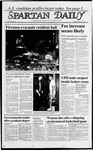 Spartan Daily, March 9, 1988