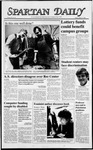 Spartan Daily, March 11, 1988
