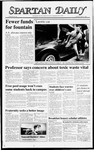 Spartan Daily, April 21, 1988 by San Jose State University, School of Journalism and Mass Communications