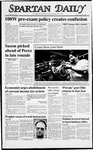 Spartan Daily, April 26, 1988 by San Jose State University, School of Journalism and Mass Communications