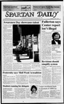 Spartan Daily, April 27, 1988 by San Jose State University, School of Journalism and Mass Communications