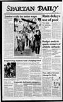 Spartan Daily, May 3, 1988 by San Jose State University, School of Journalism and Mass Communications