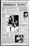 Spartan Daily, May 4, 1988 by San Jose State University, School of Journalism and Mass Communications