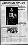Spartan Daily, May 5, 1988 by San Jose State University, School of Journalism and Mass Communications
