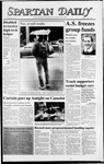 Spartan Daily, May 6, 1988 by San Jose State University, School of Journalism and Mass Communications