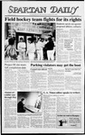 Spartan Daily, May 9, 1988 by San Jose State University, School of Journalism and Mass Communications