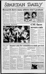 Spartan Daily, May 11, 1988 by San Jose State University, School of Journalism and Mass Communications