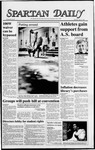 Spartan Daily, May 12, 1988 by San Jose State University, School of Journalism and Mass Communications