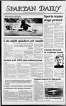 Spartan Daily, May 16, 1988 by San Jose State University, School of Journalism and Mass Communications