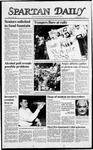 Spartan Daily, May 17, 1988 by San Jose State University, School of Journalism and Mass Communications