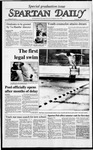 Spartan Daily, May 18, 1988 by San Jose State University, School of Journalism and Mass Communications