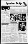 Spartan Daily, August 25, 1988 by San Jose State University, School of Journalism and Mass Communications