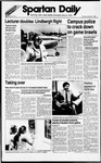 Spartan Daily, September 1, 1988 by San Jose State University, School of Journalism and Mass Communications