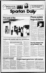 Spartan Daily, September 7, 1988 by San Jose State University, School of Journalism and Mass Communications