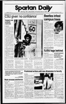 Spartan Daily, September 14, 1988 by San Jose State University, School of Journalism and Mass Communications