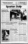 Spartan Daily, September 16, 1988 by San Jose State University, School of Journalism and Mass Communications