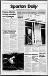 Spartan Daily, September 19, 1988 by San Jose State University, School of Journalism and Mass Communications