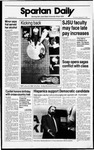 Spartan Daily, September 21, 1988 by San Jose State University, School of Journalism and Mass Communications