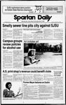 Spartan Daily, September 22, 1988 by San Jose State University, School of Journalism and Mass Communications