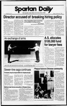 Spartan Daily, September 26, 1988 by San Jose State University, School of Journalism and Mass Communications