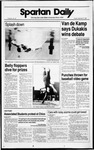 Spartan Daily, September 27, 1988 by San Jose State University, School of Journalism and Mass Communications