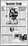 Spartan Daily, September 28, 1988 by San Jose State University, School of Journalism and Mass Communications