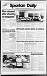 Spartan Daily, September 29, 1988 by San Jose State University, School of Journalism and Mass Communications