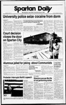Spartan Daily, September 30, 1988 by San Jose State University, School of Journalism and Mass Communications