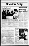 Spartan Daily, October 4, 1988 by San Jose State University, School of Journalism and Mass Communications