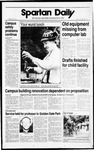 Spartan Daily, October 14, 1988 by San Jose State University, School of Journalism and Mass Communications