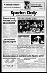 Spartan Daily, October 20, 1988 by San Jose State University, School of Journalism and Mass Communications