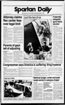 Spartan Daily, October 26, 1988 by San Jose State University, School of Journalism and Mass Communications