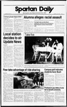 Spartan Daily, November 7, 1988 by San Jose State University, School of Journalism and Mass Communications