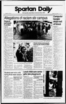 Spartan Daily, November 8, 1988 by San Jose State University, School of Journalism and Mass Communications