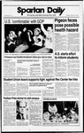 Spartan Daily, November 10, 1988 by San Jose State University, School of Journalism and Mass Communications