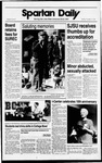 Spartan Daily, November 15, 1988 by San Jose State University, School of Journalism and Mass Communications