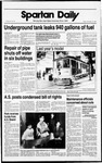 Spartan Daily, November 18, 1988 by San Jose State University, School of Journalism and Mass Communications