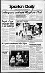 Spartan Daily, November 18, 1988