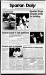 Spartan Daily, November 21, 1988 by San Jose State University, School of Journalism and Mass Communications