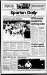Spartan Daily, November 23, 1988 by San Jose State University, School of Journalism and Mass Communications